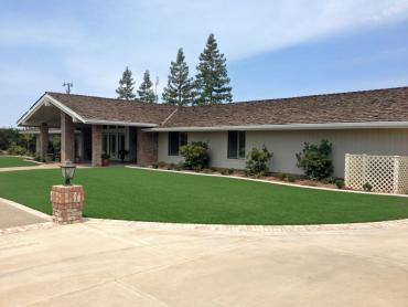 Artificial Grass Photos: Green Lawn San Antonito, New Mexico Lawns, Front Yard