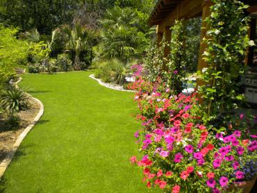 Green Lawn San Ysidro, New Mexico Landscape Photos, Backyard Landscape Ideas artificial grass
