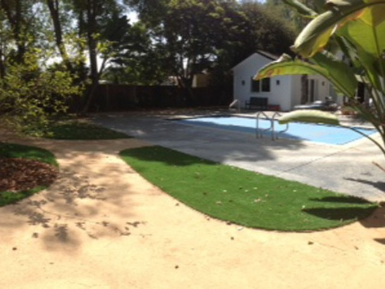 Synthetic Turf Supplier Capulin, New Mexico Landscaping Business, Backyard Pool artificial grass