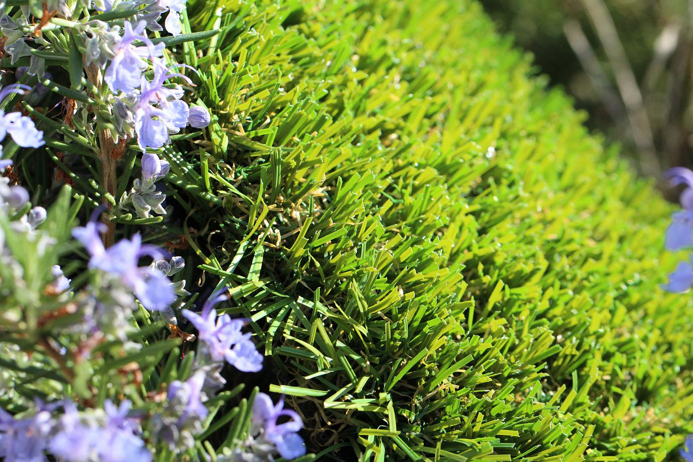 Artificial Grass Synthetic Turf For Public Spaces